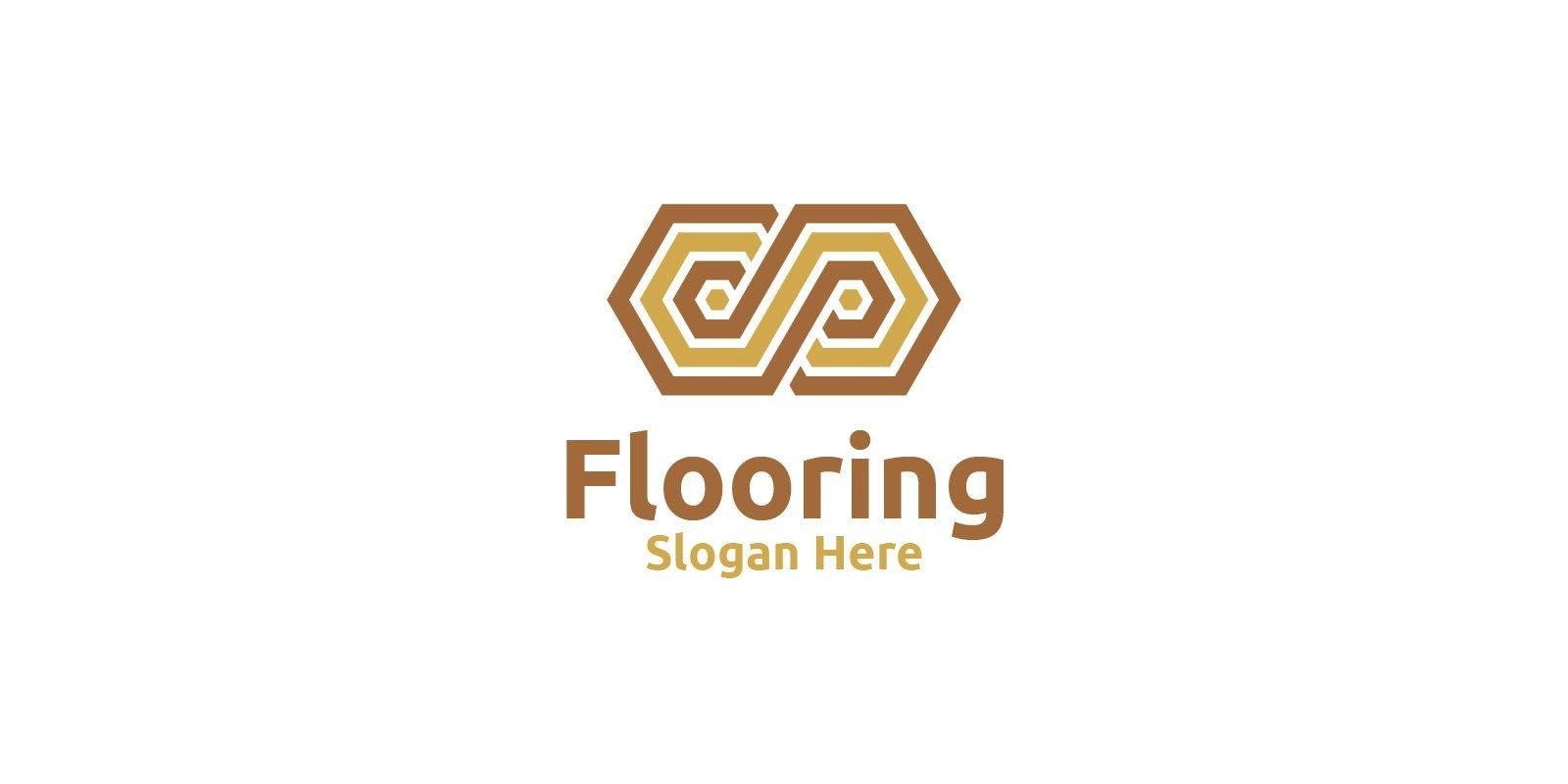 Flooring Parquet Wooden Logo - Graphics