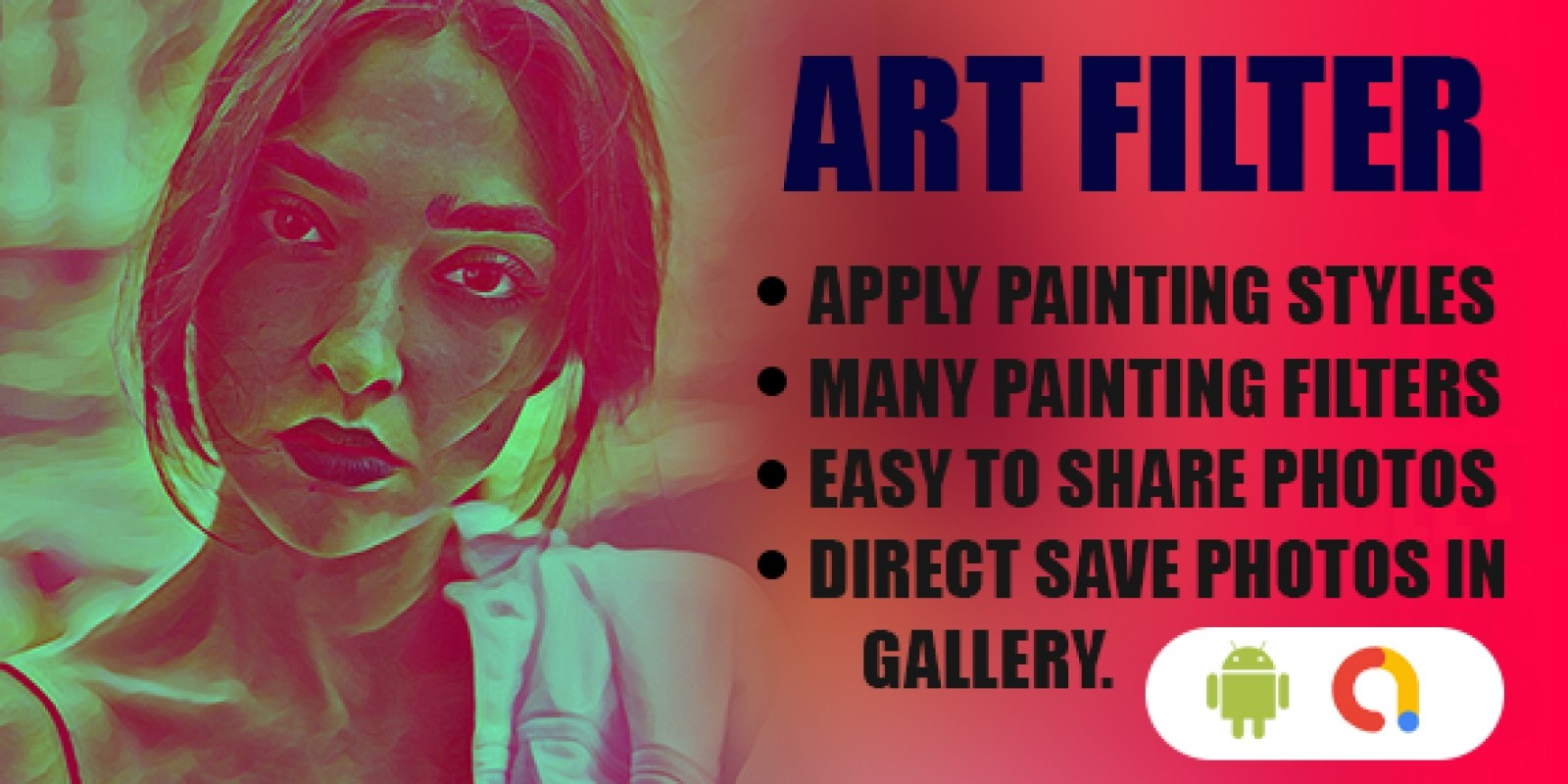 Art Filters - Art Photo Editor Android App
