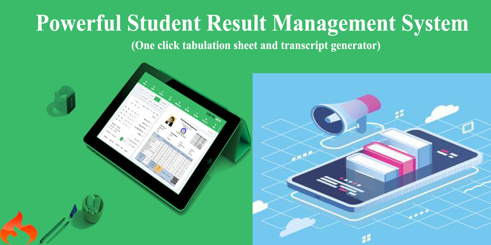 Powerful Student Result Managemet System - PHP Scripts