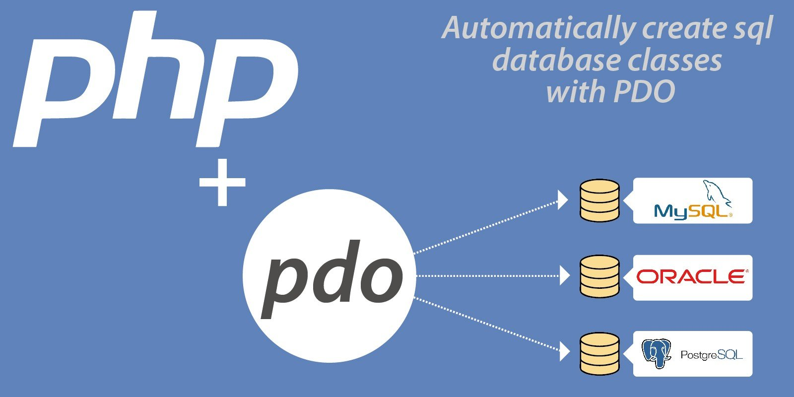 Automatic Class Generator In PHP With PDO